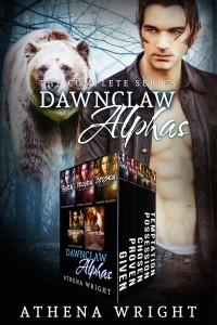 dawnclaw alphas paranormal shifter romance box set
